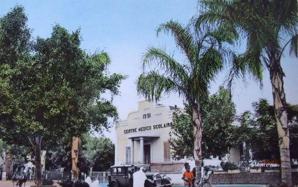 Centre médico scolaire affreville