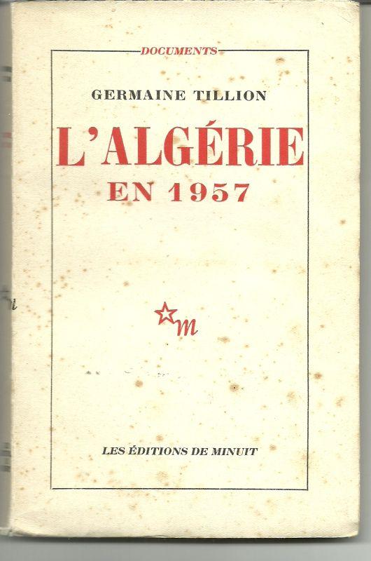 algerie germaine tillion