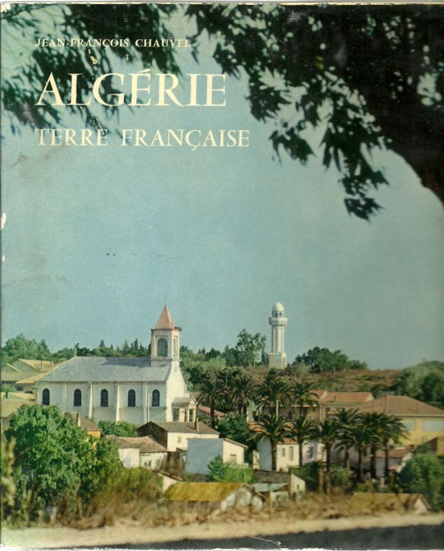 algerie terre française