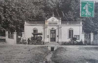 Bérard - mairie
