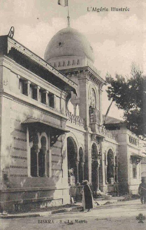 Mairie Biskra
