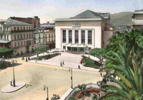 bône theatre