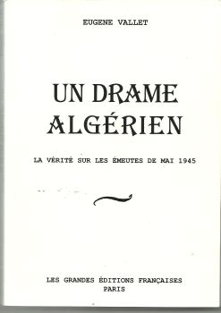drame algerien
