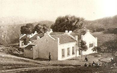 Ecole primaire en Kabylie