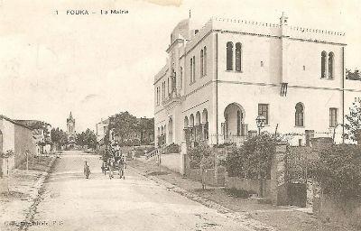 Fouka - mairie