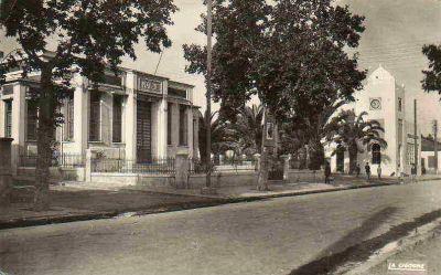 gouraya mairie