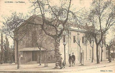 guelma theatre