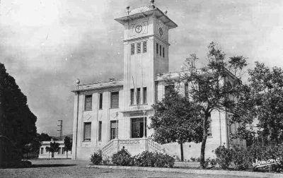 isserville mairie