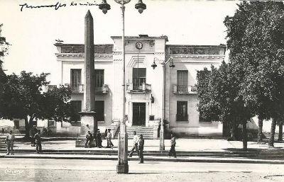 Jemmapes - mairie