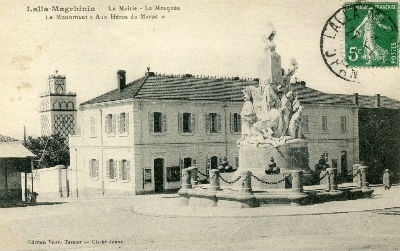 Lalla Magrhinia - mairie