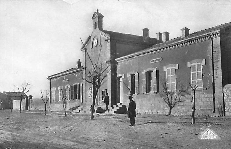 Le Kreider - mairie