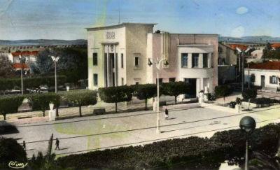 Mairie Lourmel