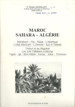maroc sahara algerie