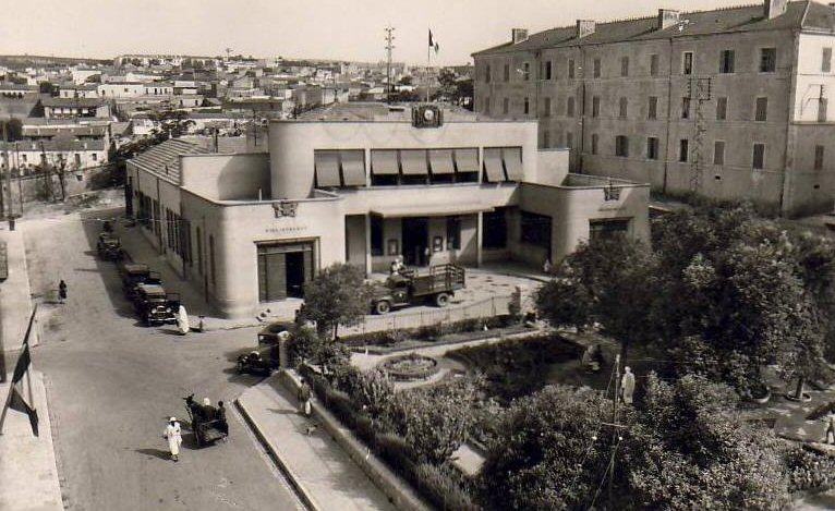 Mairie Mascara