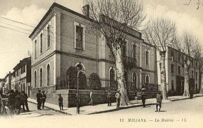 miliana mairie
