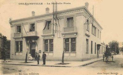 orléansville la poste