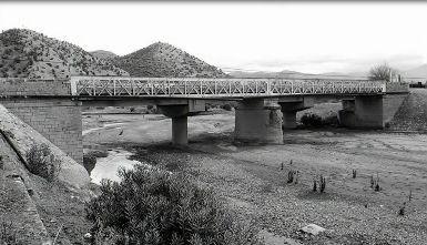Pont sur l`oued Riou