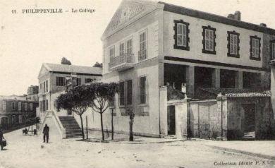 phillippeville le collège