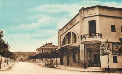 saida cinema