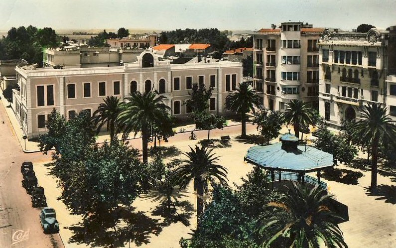Sidi Bel Abbes place carnot
