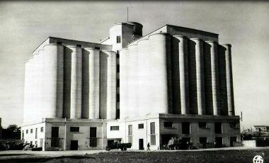 Sidi Bel Abbès. Silos