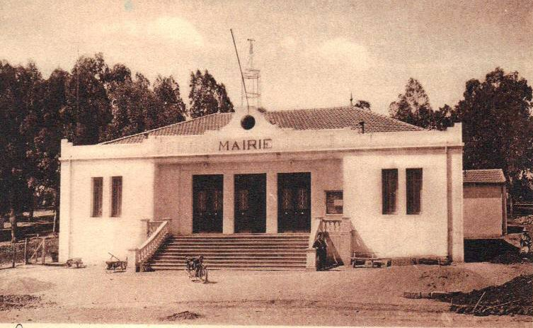Tazmalt - mairie