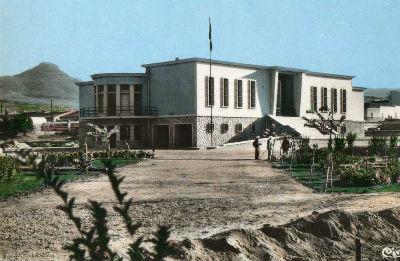 mairie tébessa