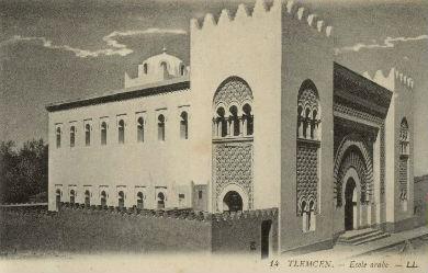 tlemcen ecole arabe