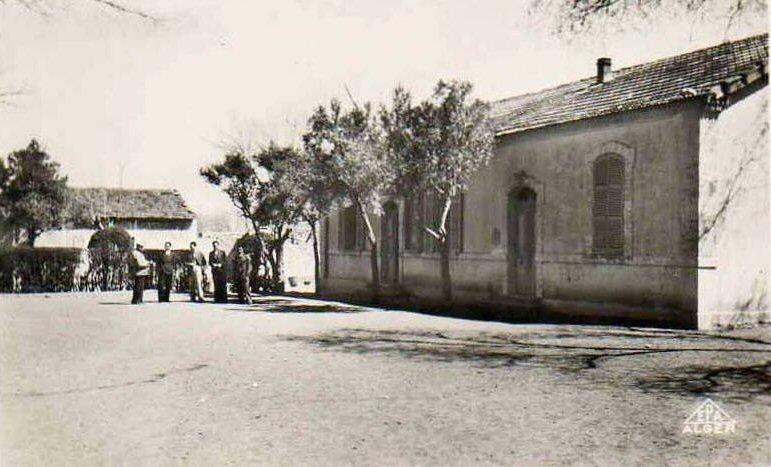 Tocqueville - mairie